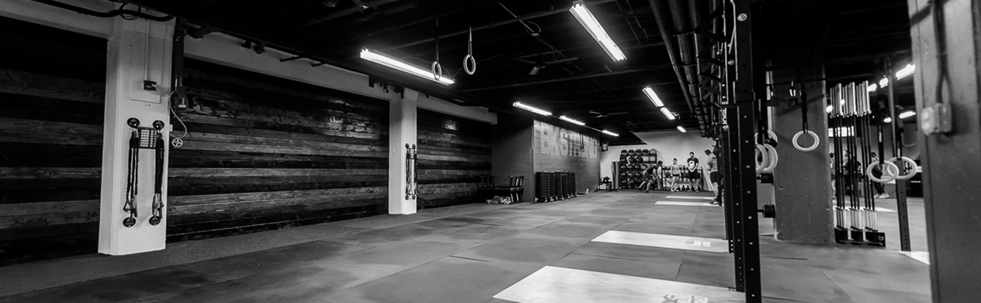CrossTraining Gym in East Williamsburg